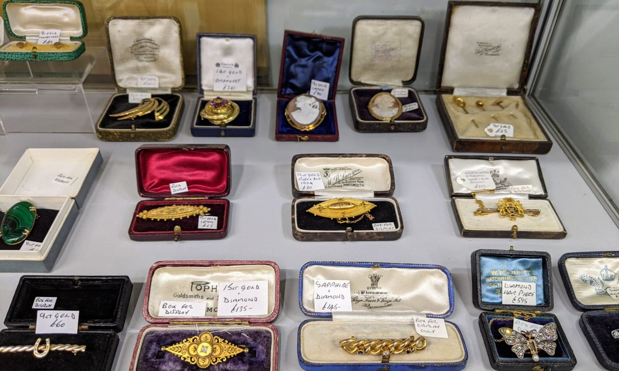 Costume Jewellery Pre Owned Plymouth