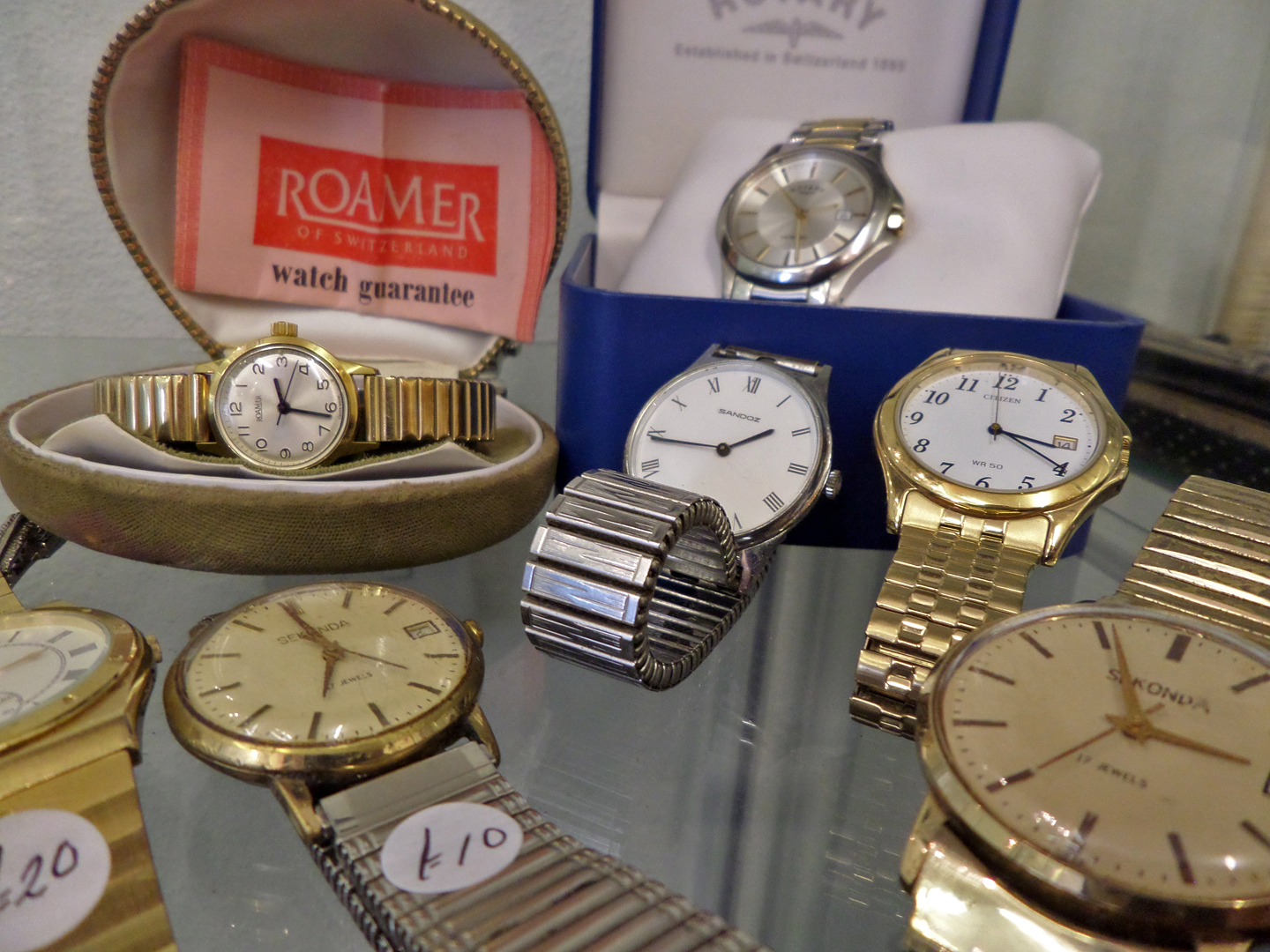 & Vintage Watches u2013 Pre Owned Plymouth