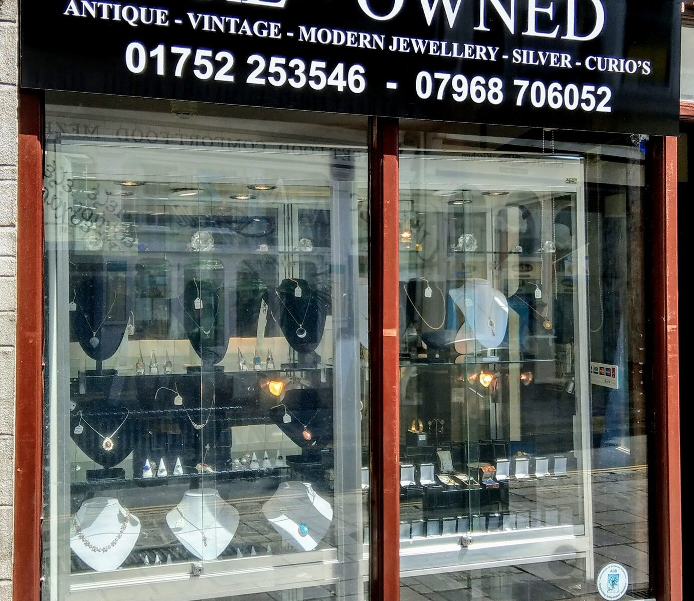 Pre Owned Shop on Barbican Plymouth